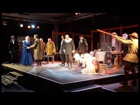 The Crucible by Arthur Miller, extracts by Hand in Hand Theatre
