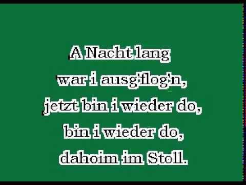 Her mit meine Hennen - Da Gockala - Horst Chmela (Karaoke-CD+G)