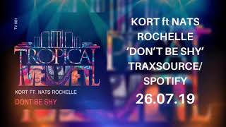Kort Nats Rochelle Dont Be Shy Zippy Download