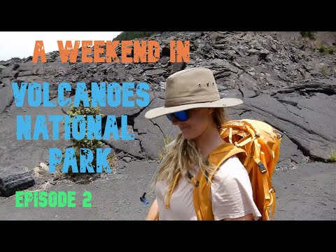 Volcanoes National Park - Things to do on Big Island, Episode 2 | Ali'i Adventures