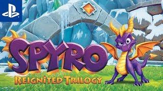 Spyro Reignited Trilogy #3 Gnorki do namiotów! | PS4 | Gameplay | Spyro the Dragon