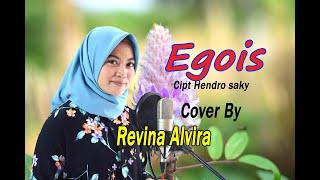 Cover images EGOIS (Lesti) - Revina Alvira (Dangdut Cover)