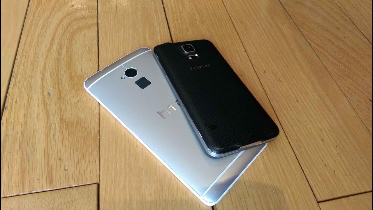 Samsung Galaxy S5 vs HTC One Max - YouTubeHtc One Max Vs Galaxy S5