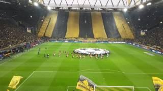BVB v.s AS Monaco Choreo