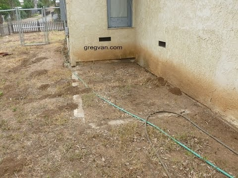 Keep Gophers Away From Building Foundations Maintenance