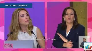 Así responde Margarita Zavala sobre ¿Qué haría si alguno de sus hijos fuera homosexual? Video