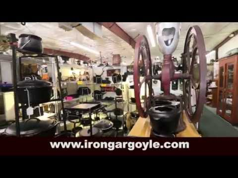 Iron Gargoyle Antique Mall Commercial