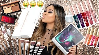 HUGE 1 Million Subscriber Giveaway!!🤑 + February Favorites thumbnail