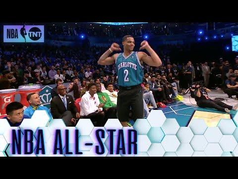 Miles Bridges Dunk Mix | NBA on TNT