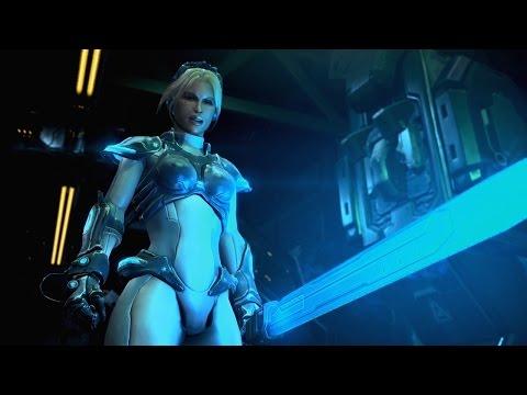 StarCraft II: «Нова: незримая война» — 1-я часть