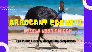 Aqeela Noor Faheem   Arrogant Casuari