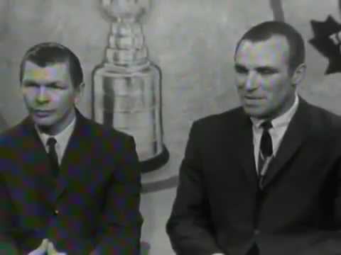 1967 HNIC interviews with Mikita, Howell, Orr & Walton