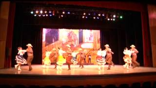 47 Aniversario de la Compañía de Danza Folklórica de la UACH