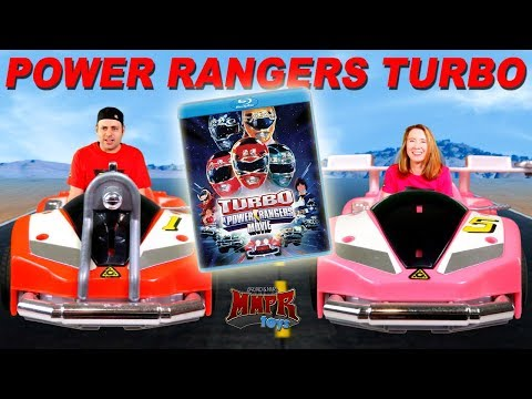 Power Rangers Turbo Cart Racing! (Turbo Blu-ray Release)