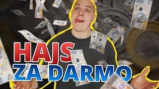 5 sposobów na... DARMOWY HAJS #4 / jak prosto zarobić pieniądze