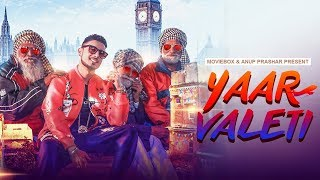 YAAR VALETI - KING KAAZI (FULL SONG) - LATEST SONGS 2018 - MOVIEBOX