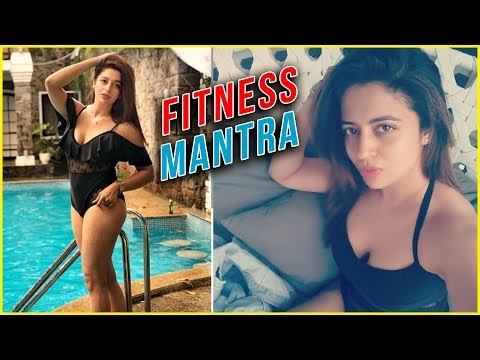 Neha Pendase Fitness Mantra   Workout Video   Marathi Actress thumbnail