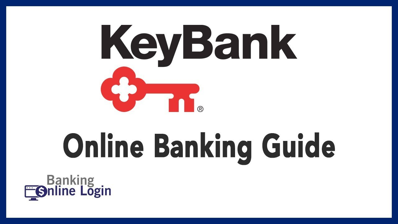 Key Bank Online Banking Guide Login Sign Up Youtube