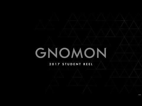 Gnomon School 2017 Student Reel
