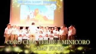 CORO CIMA VERDE E MINICORO CAMP FIORI