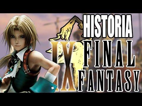 HISTORIA COMPLETA DE FINAL FANTASY IX