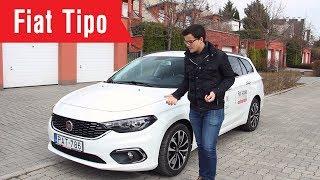 Fiat Tipo Kombi teszt I Schiller TV I Tesztközelben #3