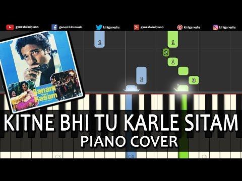 Piano piano chords instrumental : Vote No on : hords Tutorial Instrumental Karaoke By Ganesh Kini