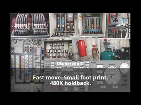 Selling 1100hp land drilling rig. Fast move. Small foot print. 480K holdback.
