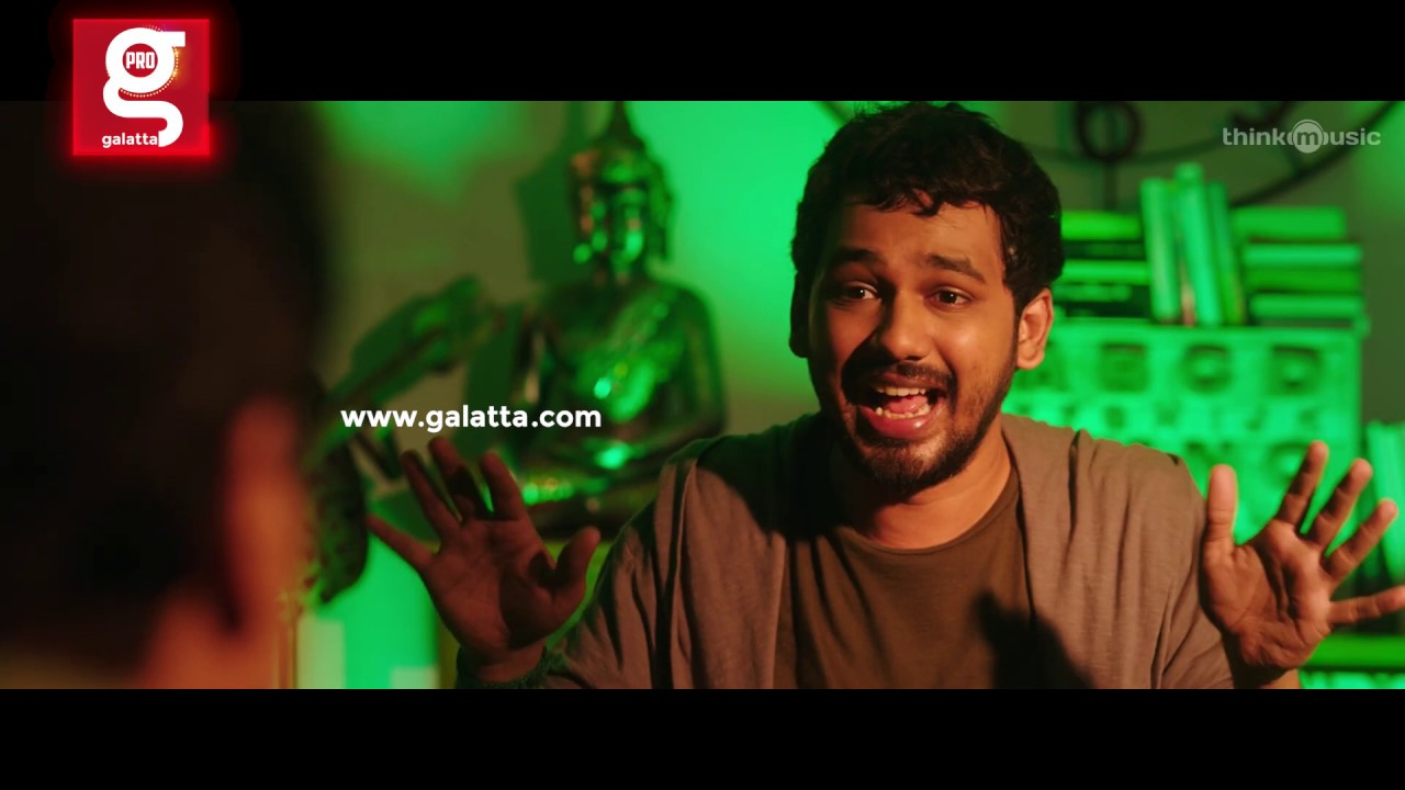 Naan Sirithal Official Trailer Hiphop Tamizha Iswarya