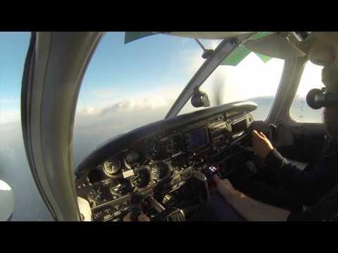 PA34 training flight