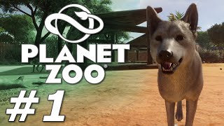 Planet Zoo: Australian Pack - The Kanga-Zoo! (Part 1)