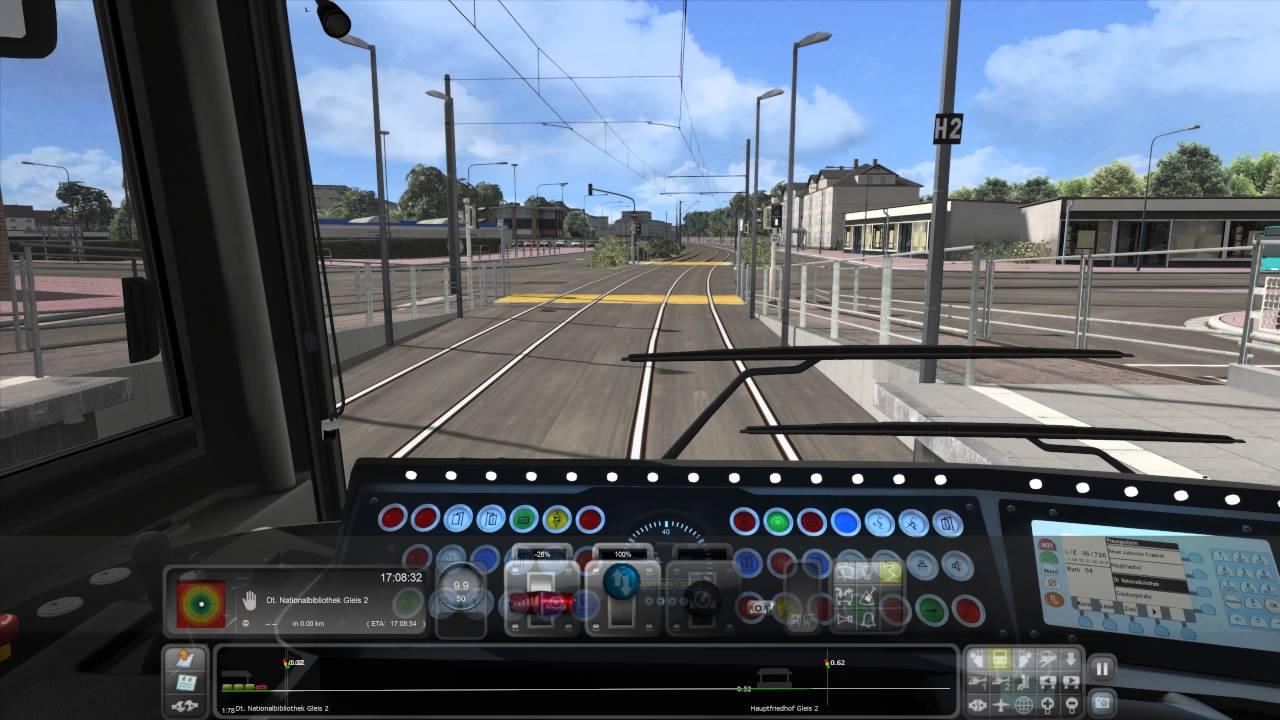 train simulator 2016 u bahn frankfurt u5 hauptbahnhof preungesheim 4k youtube. Black Bedroom Furniture Sets. Home Design Ideas