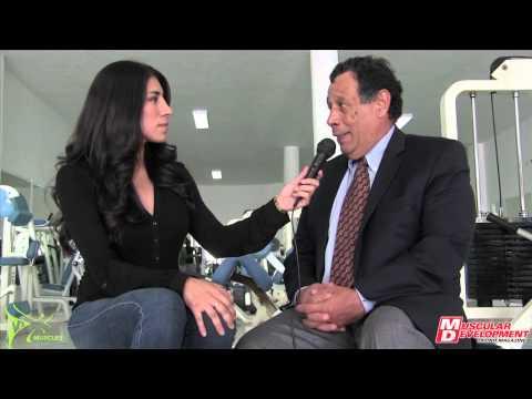 Francisco Cabezas habla para MD Latino