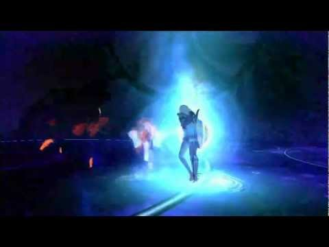 El Shaddai Gameplay - Armaros Boss Fight