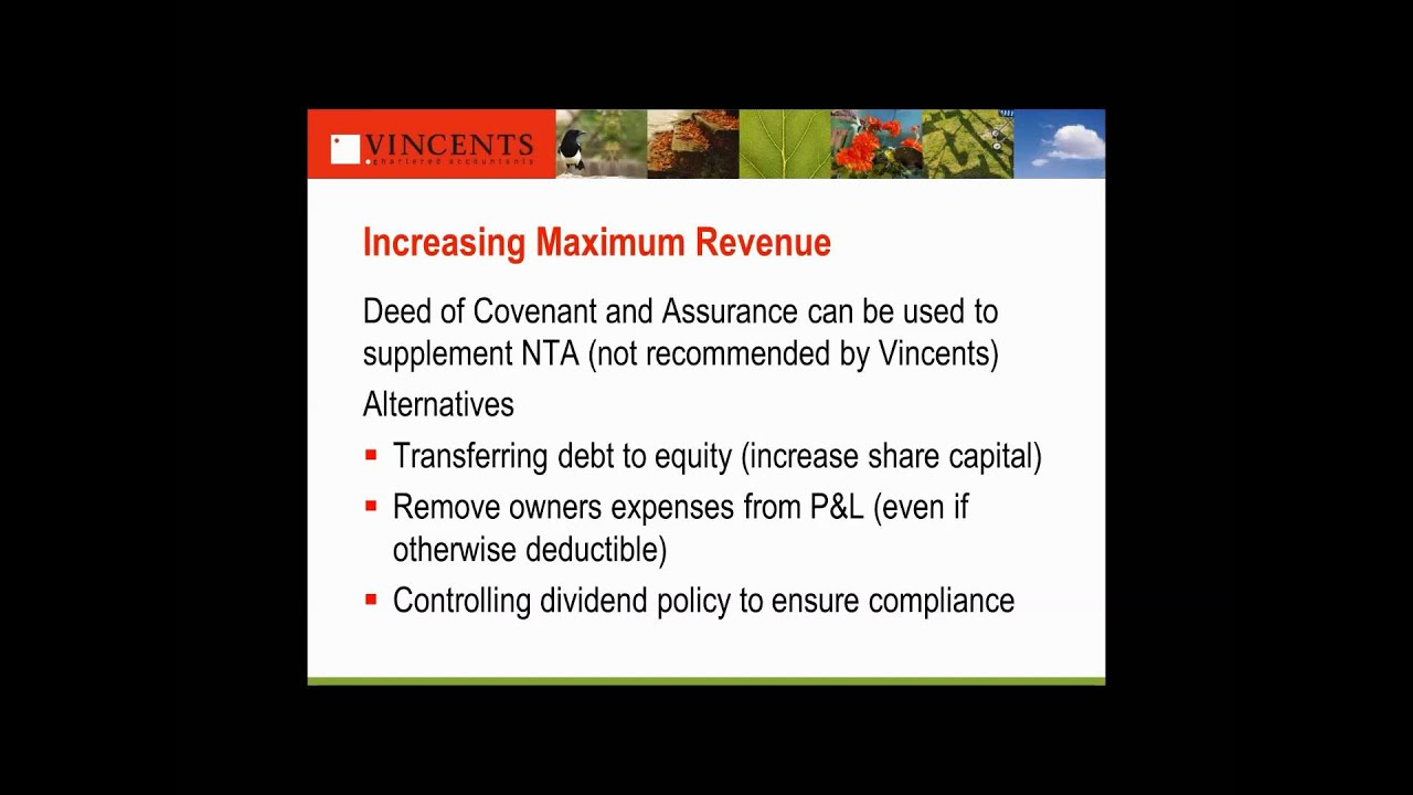 Vincents Chartered Accountants QBCC Licence Monitoring Requirements Webinar December 2015 - YouTube
