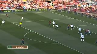 Lionel Messi vs Valencia 04 05 2008   YouTube