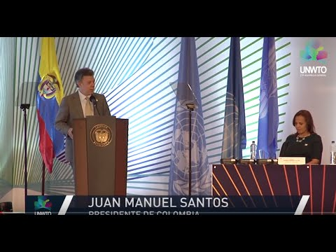 Speech by Juan Manuel Santos, President of Colombia  (in Spanish)
