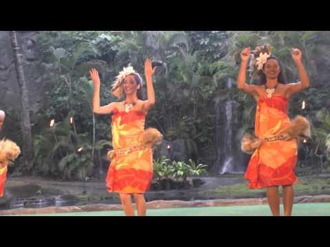 Polynesian Cultural Center - Alii Luau