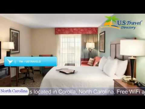 Hampton Inn & Suites Outer Banks/Corolla - Duck Hotels, North Carolina