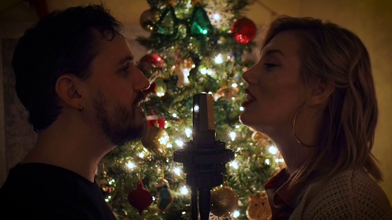 I'll Be Home For Christmas (cover) - Kavoossi & Jessie Dean