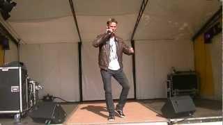 zanger sebastiaan nigtevecht 2012