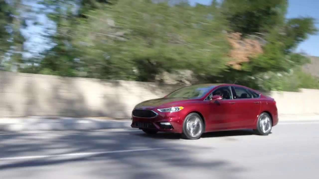 בנפט 2017 Ford Fusion Blind Spot Information System (BLIS) - YouTube WX-65