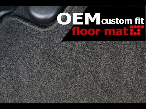 Floor Mats Custom Fit Carpet For Car Installation Guide By LT Sport Review