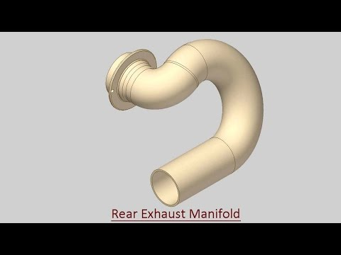 Rear Exhaust Manifold (Video Tutorial)...