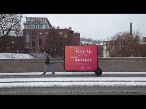 CityAds i Oslo