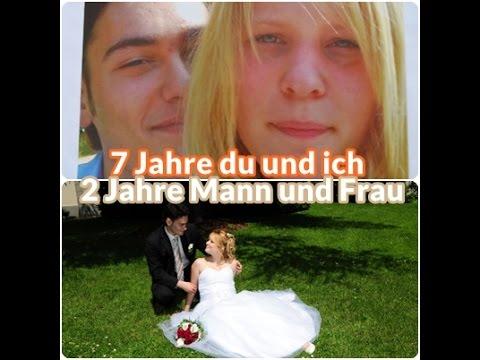 7 Jahre du und ich | 2 Jahre Mann und Frau ♥ Zum Hochzeitstag ♥ | Jessis diary
