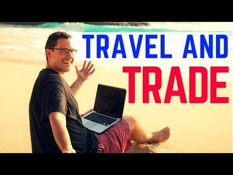 Do You REALLY Trade Penny Stocks from a Beach? (Travel and Trade)
