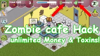 How to hack Zombie Café (iOS - Jailbreak - NEW)