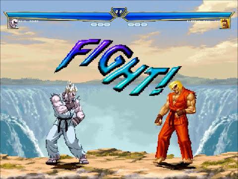 Mugen - Mortal Kombat vs Street Fighter