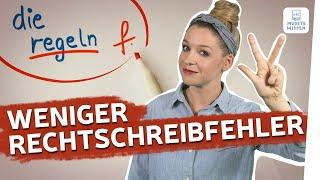 Rechtschreibung lernen – einfache Deutsch-Tipps